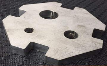 薄金属激光切割机镜片清洗