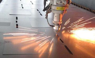 薄金属激光切割机激光管问题解决