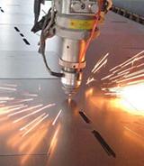 薄金属激光切割机如何保证光斑质量