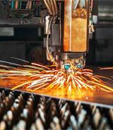 金属激光切割机的加工优点