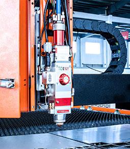 金属激光切割机在加工不同材质的注意事项