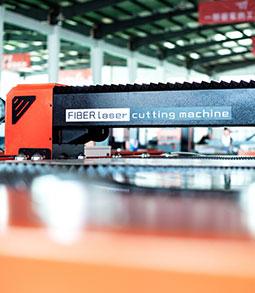 金属激光切割机在行业的应用