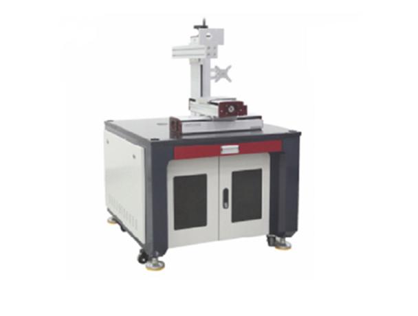 单工位单头光纤激光焊接机
