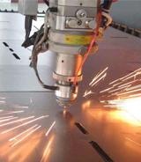 金属激光切割机助力于优质的厨具设备