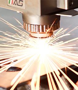 光纤激光器在加工材料中的优势