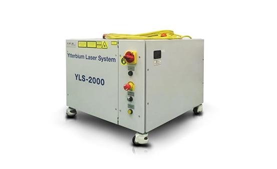 2000W进口光纤激光器