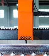 激光切割机在切割过程中产生挂渣应该怎么处理?
