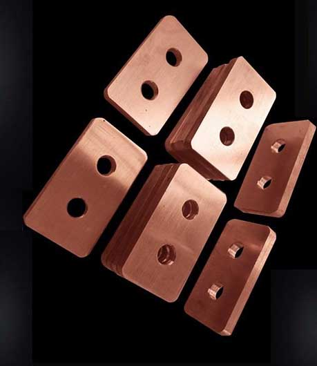 光纤激光切割机可以切割铜材料吗?